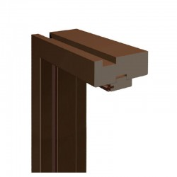 Door frame dedicated to collection Bord - MDF